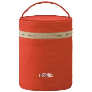 THERMOS REB-002R レッド フードコンテナーポーチ
