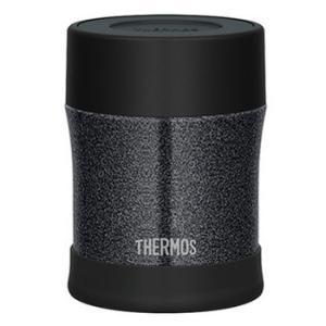 THERMOS(サーモス) JBM-500WKHTB ハンマートンブラック 真空断熱スープジャー(0...