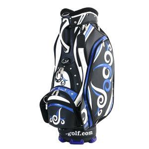 JADO ジャドゴルフ JGCB7871 Vast Tattooシリーズ キャディバッグ ブラック×ネイビー×ホワイト|aprice