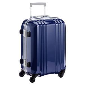 アジア・ラゲージ MM-5188 ネイビー A.L.I(エー・エル・アイ) デカかる2 [スーツケース(34L/1〜2泊) 機内持ち込み可]|aprice