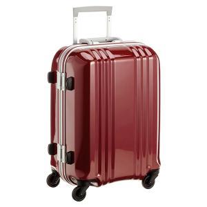 アジア・ラゲージ MM-5188 ワイン A.L.I(エー・エル・アイ) デカかる2 [スーツケース(34L/1〜2泊) 機内持ち込み可]|aprice