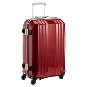 アジア・ラゲージ MM-5288 ワイン A.L.I(エー・エル・アイ) デカかる2 [スーツケース(49L/2〜3泊)]|aprice
