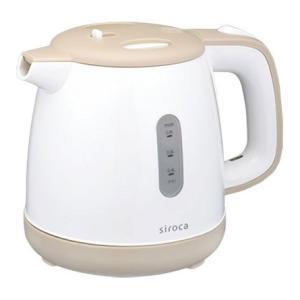 siroca (シロカ) SEK-208BE ベージュ siroca (シロカ) 電気ケトル 0.8...