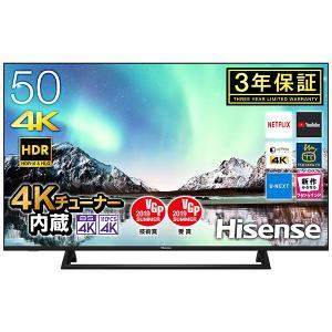 Hisense 50E6800 50V型 地上・BS・110度CSデジタル 4Kチューナー内蔵 液晶テレビ|aprice