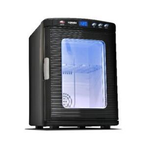 VERSOS(ベルソス) VS-404BK ブラック ポータブル冷温庫(25L) HOT&COOL 1ドア 小型温冷庫 アウトドア 保冷 保温 VS404BK XPRICE PayPayモール店
