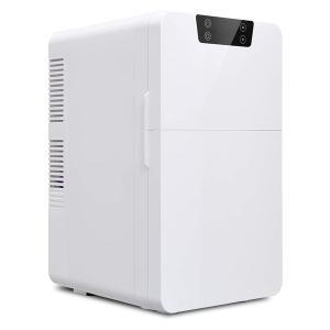 VERSOS ベルソス 冷温庫 (15L) ホワイト VS-460 VS460 冷蔵庫 保温 保冷 ペルチェ方式 小型 ポータブル 車載用 アウトドア キャンプ XPRICE PayPayモール店