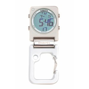 DAKOTA ダコタ DKT 3089-0 SV 時計 [デジクリップウォッチ(スクエア)] aprice