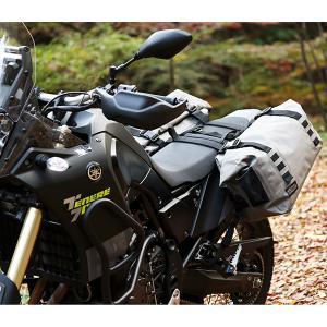 DOPPELGANGER DBT393-KH ストームカーキ ターポリンサイドバッグ