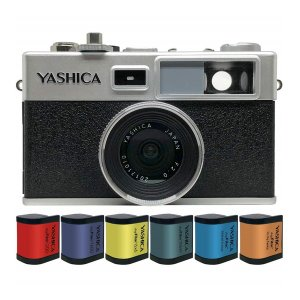 YASHICA YAS-DFCY35-P01 デジフィルムカメラ(digiFilm6本セット)