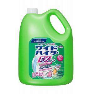 花王プロフェッショナル ワイドハイターexパワー 4.5L