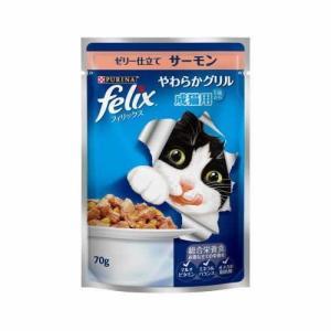 ネスレ フィリックスやわらかG成猫用サーモン7...の関連商品6