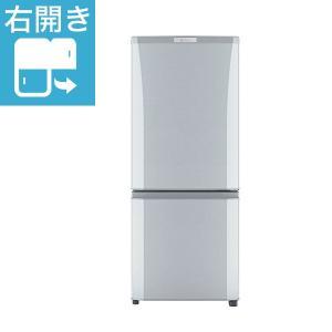 MITSUBISHI MR-P15A-S ピュアシルバー [冷蔵庫 (146L・右開き)]|aprice