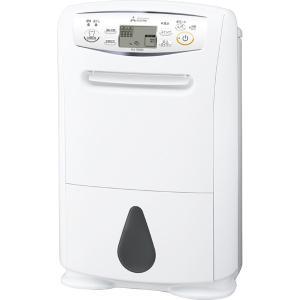 MITSUBISHI MJ-180MX-W ホワイト [コンプレッサー式衣類乾燥除湿機(木造〜19畳/コンクリ〜39畳まで)] aprice