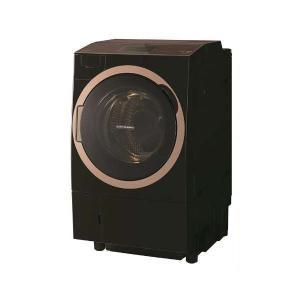 東芝 TW-127X7L(T) グレインブラウン ZABOON ドラム式洗濯乾燥機 (洗濯12.0kg/乾燥7.0kg) 左開き ウルトラファインバブルW搭載|aprice