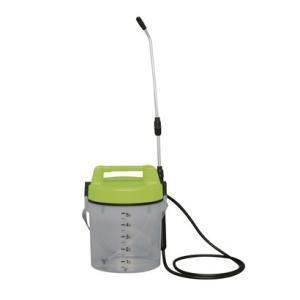 アイリスオーヤマ IR-N3000 グリーン/クリア [電池式噴霧器 容量3L]|aprice