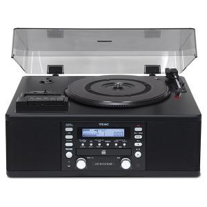 TEAC LP-R550USB ターンテーブル/カセットプレーヤー付CDレコーダー