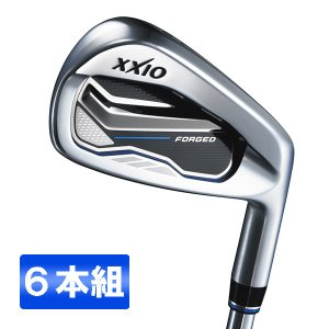DUNLOP XXIO フォージド(2017) アイアンセット 6本組(#5〜PW) N.S.PRO 930GH DST S【日本正規品】 aprice
