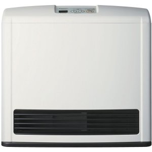 東京ガス RR-2416S-W シティホワイト [ガスファンヒーター (都市ガス12A・13A用・木造〜7畳/コンクリ〜9畳まで)]