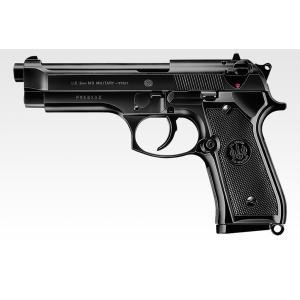 東京マルイ M92Fミリタリーモデル [エアーハンドガン/対象年令18才以上]