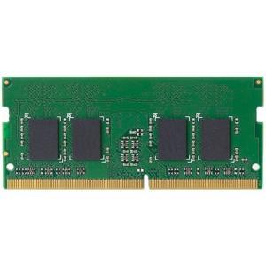 EW2133-N4G/RO DDR4-2133/260pin S.O.DIMM/PC4-17000/4GB/ノート用 エレコム