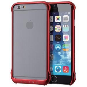 ELECOM PM-A15ALBRD レッド [iPhone 6s/6用アルミバンパー] aprice