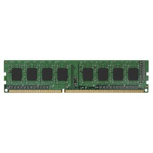 ELECOM EV1600-4G/RO [デスクトップパソコン用メモリ(4GB・DDR3 PC3-12800)]|aprice