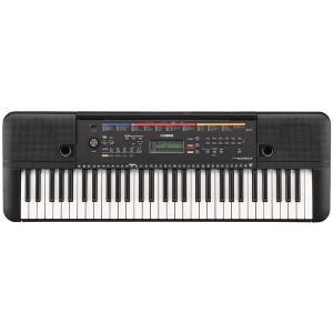 ヤマハ PSR-E263 電子キーボード 「PORTATONE(ポータトーン)」 61鍵の商品画像|ナビ