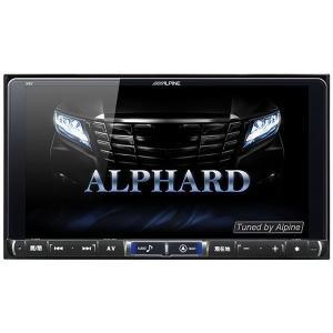 ALPINE X9V-AL ビッグX [9型 WXGA 高画質ナビゲーション ビックXシリーズ アルファード(30系)/アルファード ハイブリッド(30系)専用]|aprice
