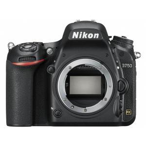 Nikon D750 ボディ デジタル一眼レフカメラ (2432万画素)