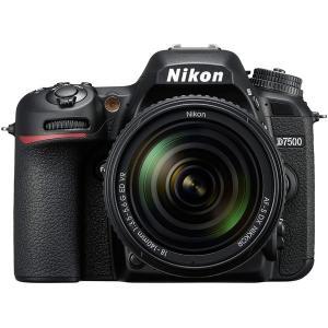 Nikon D7500 18-140 VR レンズキット ブラック デジタル一眼レフカメラ(2151...