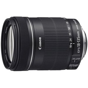 CANON EF-S18-135mm F3.5-5.6 IS [高倍率ズームレンズ]