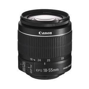 CANON EF-S18-55mm F3.5-5.6 IS II [標準ズームレンズ]