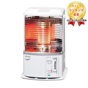 TOYOTOMI RS-H290-W ホワイト 石油ストーブ(木造8畳まで/コンクリート10畳まで)|XPRICE PayPayモール店