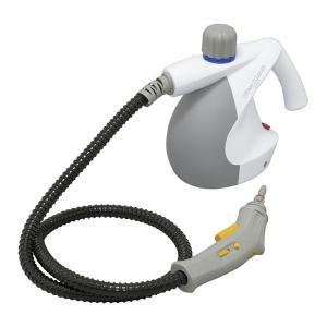 アイリスオーヤマ STM-304N-W ホワイト スチームクリーナー コンパクトタイプ|aprice