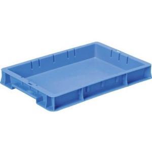 DICプラスチック F-4 B(ブルー) [F型コンテナ 外寸:W424×D291×H56]|aprice