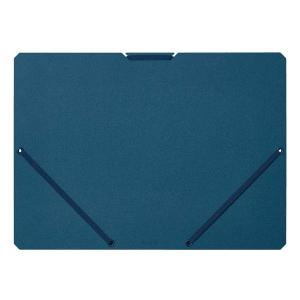 KING JIM サンドイット ドキュメントH ヨコ 2582 青の商品画像|ナビ