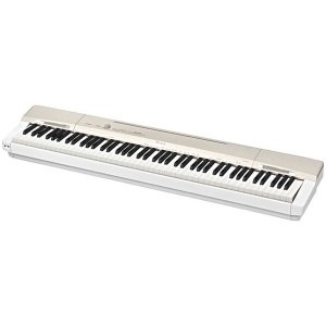CASIO PX-160-GD シャンパンゴールド調 Privia(プリヴィア) [電子ピアノ]|aprice