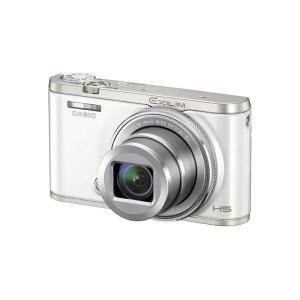 CASIO EX-ZR4000WE ホワイト HIGH SPEED EXILIM [コンパクトデジタルカメラ(1276万画素)]