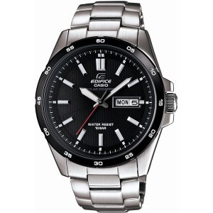 CASIO カシオ EFR-100SBBJ-1AJF EDIFICE [ソーラー充電腕時計 メンズ] aprice