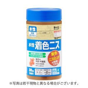 カンペハピオ 水性着色ニス とうめい 300MLの商品画像|ナビ