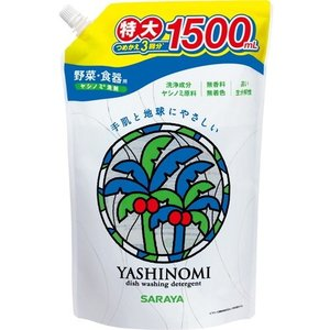 サラヤ ヤシノミ 洗剤 野菜・食器用 スパウト...の関連商品4