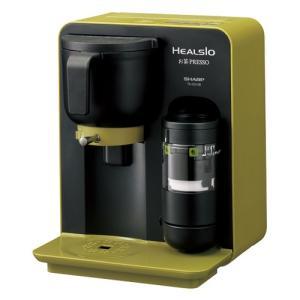 SHARP TE-GS10B-G グリーン系 ヘルシオ お茶...