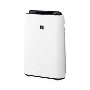 シャープ SHARP KC-H50-W 加湿空気清浄機 空気清浄23畳 加湿14畳まで ホワイト 白...