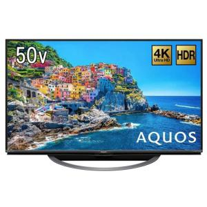 SHARP 4T-C50AJ1 AQUOS 50V型地上・BS・110度CSデジタル4K対応LED液晶テレビ aprice