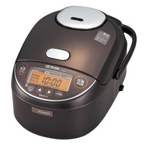 炊飯器 5.5合 炊き 象印 極め炊き NP-ZG10-TD ダークブラウン 圧力IH炊飯器|aprice