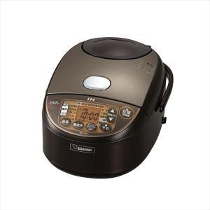 象印 NP-VI10-TA ブラウン 極め炊き IH炊飯器 (5.5合炊き)|aprice