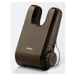 TWINBIRD ブラウン くつ乾燥機 SD-4546BR|XPRICE PayPayモール店
