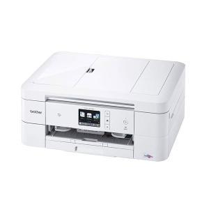 Brother DCP-J978N-W ホワイト PRIVIO(プリビオ) A4 インクジェット複合...