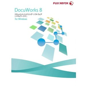 XEROX DocuWorks 8 日本語版 アップグレード/1ライセンス基本パッケージ [文書管理ソフト]