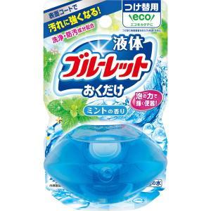 小林製薬 液体ブルーレットおくだけ 替え ミントの香り